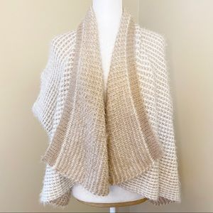 Simply Noelle Honeycomb Knit Cardigan - OS